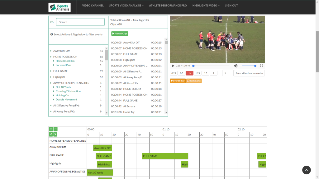 iSportsAnalysis - Sports Performance Analysis - Event Filter.png