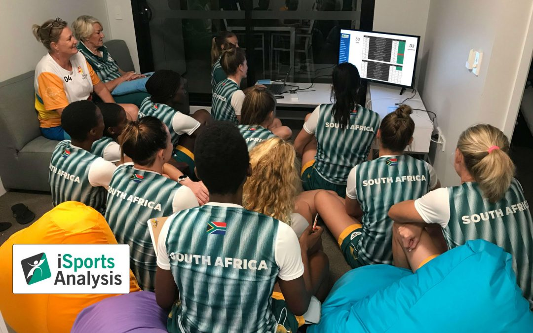 Video Analysis at the Commonwealth Games